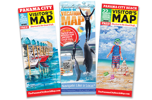 Order PCB visitor maps