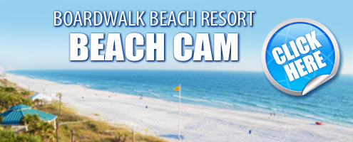 live web cams Boardwalk Beach Resort in Panama City Beach FL