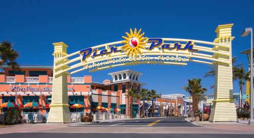 a photo of Pier Park in Panama City Beach, Florida