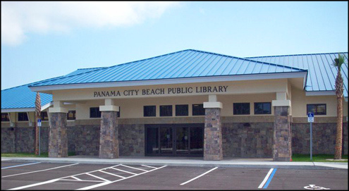 libraries near the beach - Panama City Beach, Florida