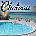 Where or how do I find Chateau Motel By the Sea in Panama City Beach FL