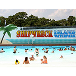 Where or how do I find Shipwreck Island Waterpark in Panama City Beach FL