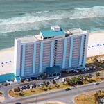 Where or how do I find VRI/Landmark Holiday Beach Resort in Panama City Beach FL