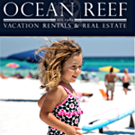 Where or how do I find Ocean Reef Vacation Rentals & Real Estate in Destin FL