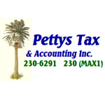 Where or how do I find Pettys Tax & Accounting, Inc. in Panama City Beach FL