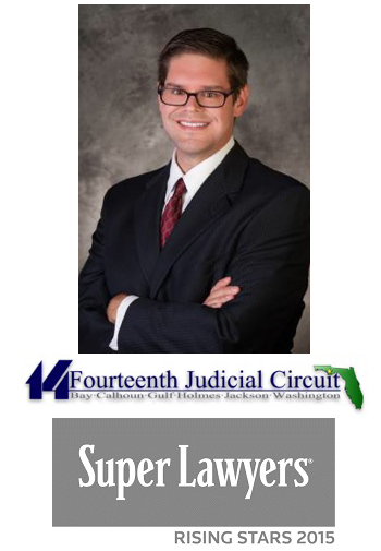 Andy Weddle-2015 Rising Star & Appointed Member 14th Circuit