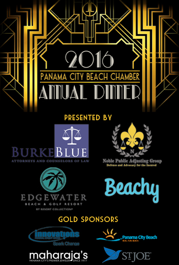 Seven Leaders Recognized at the Beach Chamber Awards Dinner