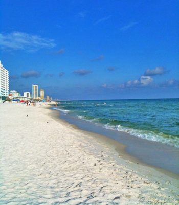 Panama City Beach Breaks World Record