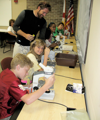 Navy Engineers Help Teachers Make Learning Science Fun