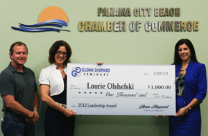 Beach Business Owner Wins National Leadership Award