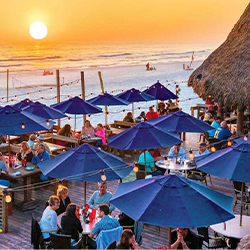 Sharky's Beachfront Restaurant