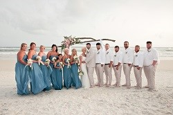 Where or how do I find Panama City Weddings in Panama City Beach FL