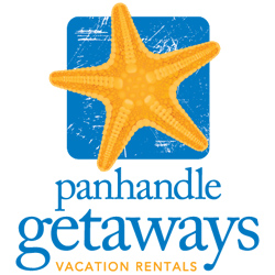 Where or how do I find Panhandle Getaways in Panama City Beach FL