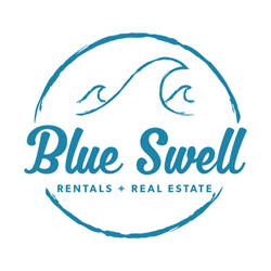 Where or how do I find Blue Swell Rentals & Real Estate in Panama City Beach FL