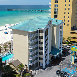 Where or how do I find Beach Tower By The Sea in Panama City Beach FL