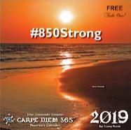Carpe Diem Calendar - 2019