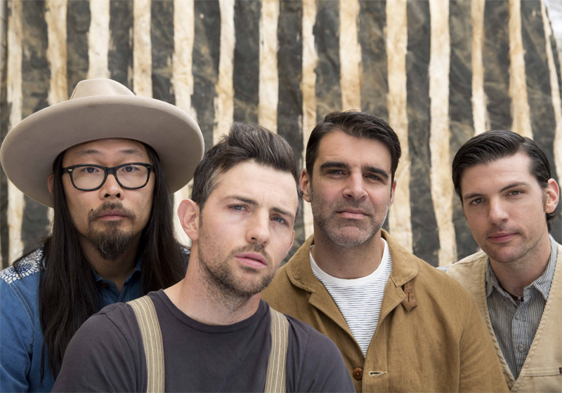Panama City Beach Presents UNwineD Featuring The Avett Brothers