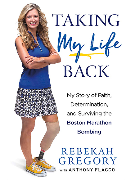 Boston Marathon Bombing Survivor to Speak at Women's Work-Life Symposium