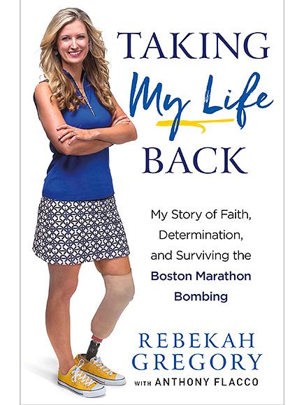 Boston Marathon Bombing Survivor to Speak at Women's Work-Life Symposium