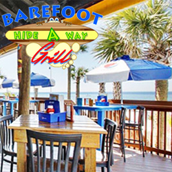Barefoot Hideaway Grill
