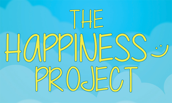 "May's IdeaCamp to cover ""The Happiness Project"""