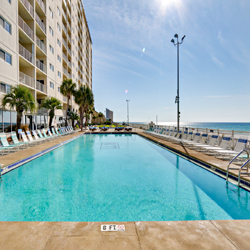 Where or how do I find Regency Towers in Panama City Beach FL