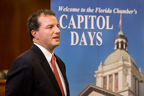 Jimmy Patronis Named Florida's Chief Financial Officer