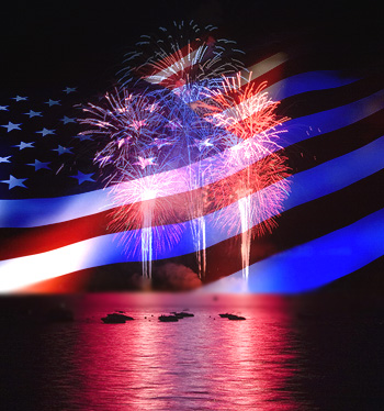 Celebrate July 4th in PCB with Fireworks & More