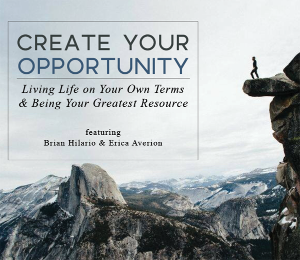 """Learn How to """"Create Your Opportunity"""" at August's IdeaCamp"""