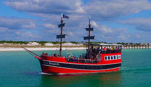 Panama City Beach Cancels Saturday and Sunday's  Activities at Pirates of the High Seas Fest