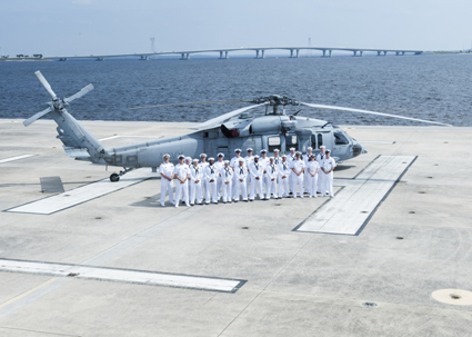 Dragon Masters Deactivated Friday after Six Decades of AMCM Excellence
