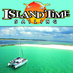 Where or how do I find Island Time Sailing in Panama City Beach FL