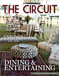 MAR/APRIL 2018 – Dining & Entertaining