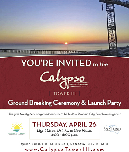 CENTURY 21 Blue Marlin Pelican Announces First Condo to Break Ground in PCB in 10 Years