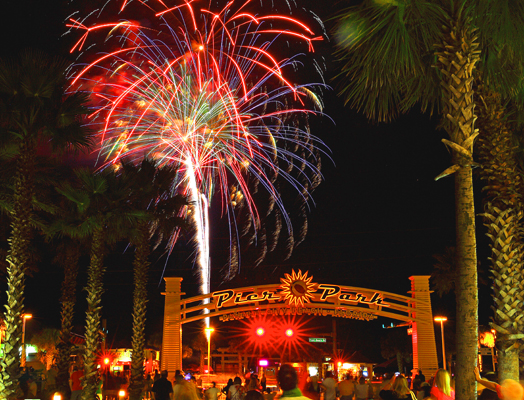 Panama City Beach to Host Real.Fun.Fourth with Week of All-American Festivities