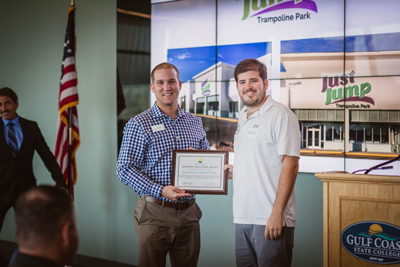 Just Jump Trampoline Park Receives Beautification Award
