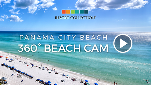 live web cams Resort Collection in Panama City Beach FL