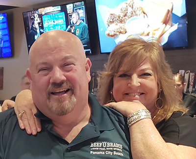 Beef 'O' Brady's PCB – Grand Opening August 29