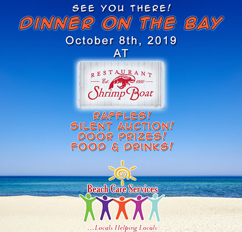 Beach Care Services hosts 4th Annual Dinner on the Bay & Block Party