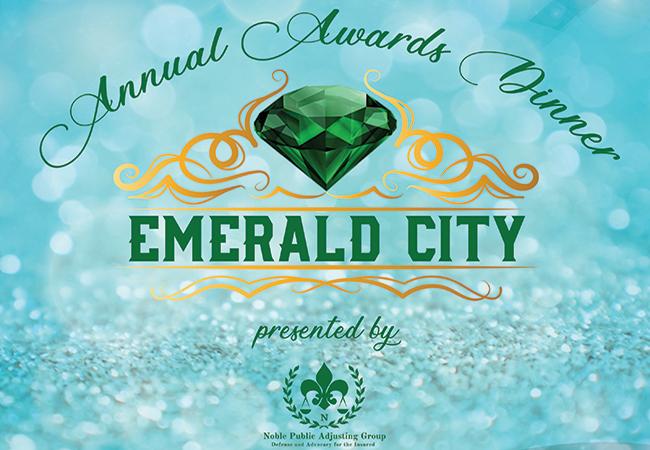 2020 Annual Award Dinner