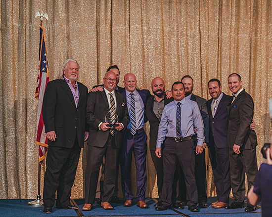Six Local Leaders Recognized at the Beach Chamber Awards Dinner