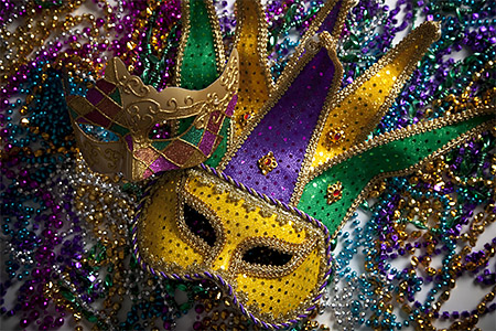 Panama City Beach Mardi Gras Parade