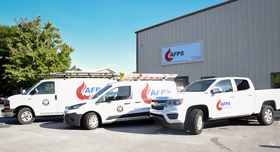 Advanced Fire Protection Services Announces New Tallahassee Office