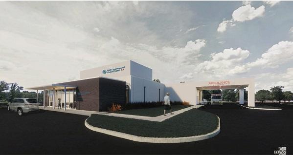 Gulf Coast Regional Medical Center announces $11M free-standing ER in Panama City Beach